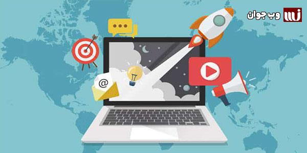 بهینه سازی موتور جستجو در Digital Marketing   وب جوان